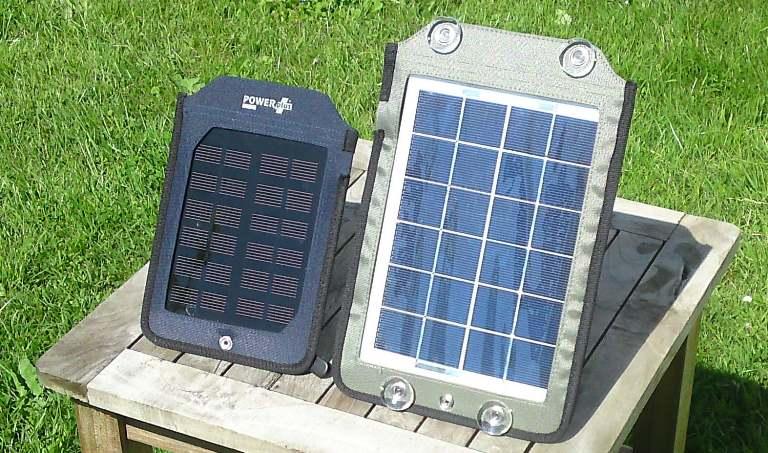 Über das richtige Aufladen mit Solar-Ladegeräten