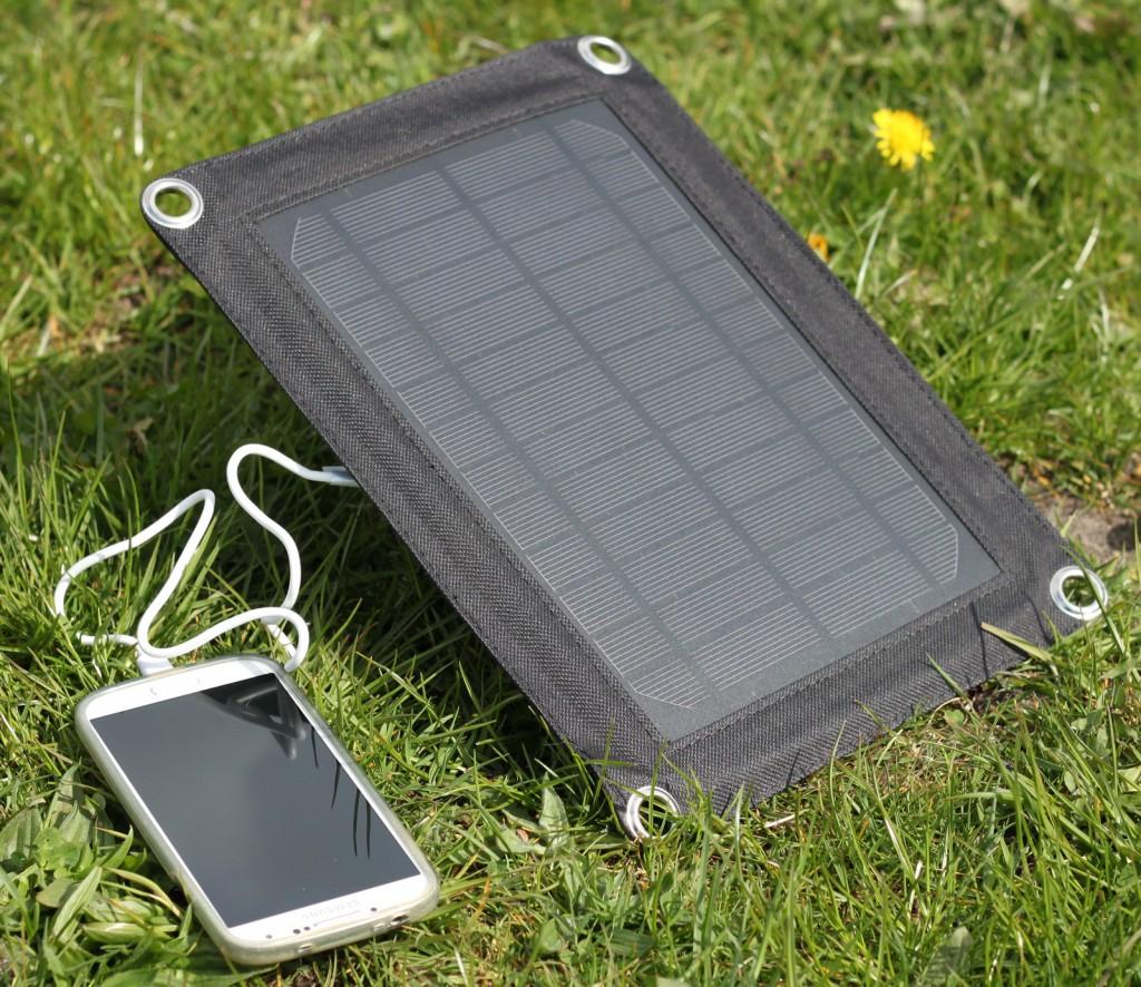 Outdoor Solar-Ladegerät Watt 01 V2