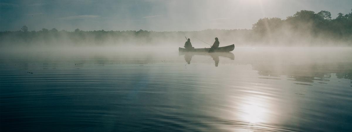 Wasserdichtes Solar-Ladegerät für Kanuten