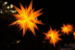 LED-Leuchtmittel für den Weihnachtsstern