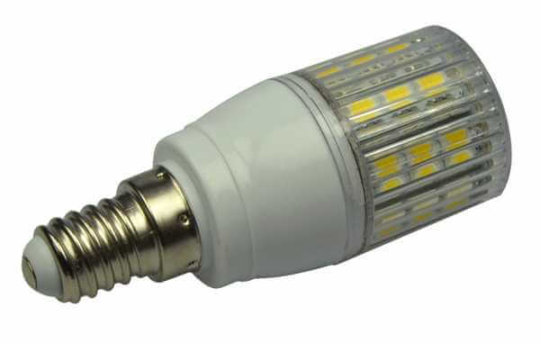 LED Lampe E14, wie 30 Watt, warmweiss