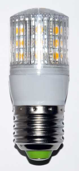 E27 LED 12V 24V warmweiß