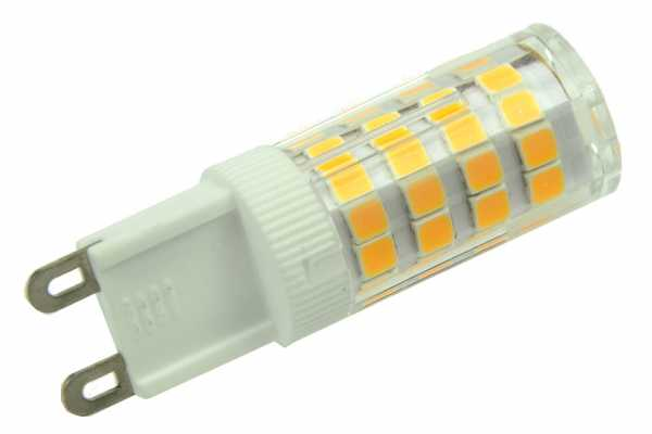 G9 LED, 280 Lumen, warmweiß, kompakt