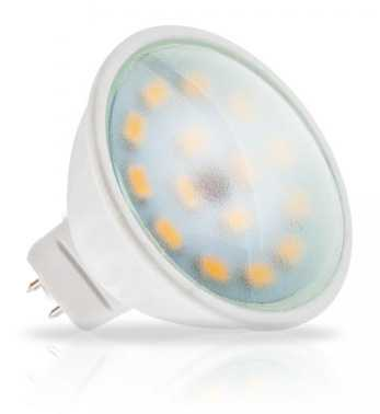 GU5.3 MR16 LED Lampe, 380lm, 110°, warmweiss