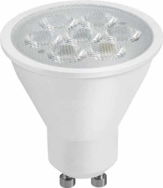 GU10 LED Lampe, warmweiß, 365 Lumen, 4 Watt